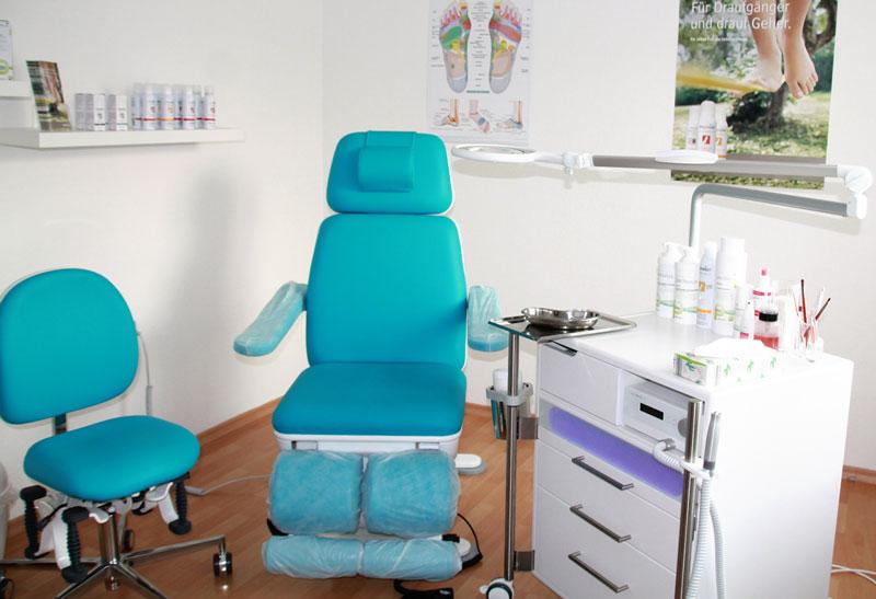 Ihr Fußpflege-Studio in Balingen